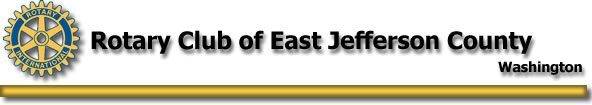 Rotary Club of East Jefferson County, Washington