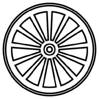 The original Rotary wheel design